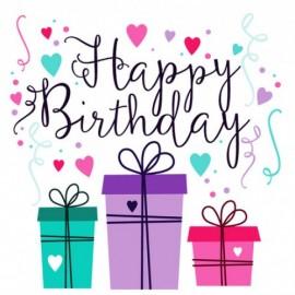 1. Geburtstag!